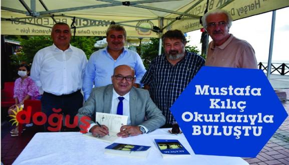 Mustafa Kılıç Okurlarıyla buluştu